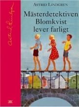 کتاب Mästerdetektiven Blomkvist lever farligt