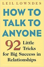 کتاب How to Talk to Anyone 92 Little Tricks for Big Success in