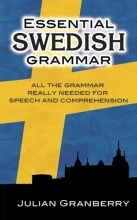 کتاب Essential Swedish Grammar