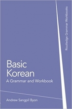 کتاب کره ای Basic Korean: A Grammar and Workbook