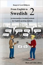 کتاب From English to Swedish 2