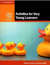 کتاب Activities for Very Young Learners +CD