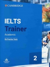 کتاب Cambridge Ielts Trainer 2 - Academic