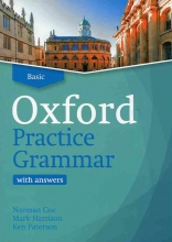 کتاب Oxford Practice Grammar - Basic