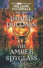 کتاب داستان  امبر اسپای گلس هیز دارک متریالز تری The Amber Spyglass - His Dark Materials 3
