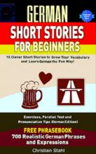 کتاب german short stories for beginners