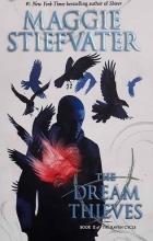 کتاب The Dream Thieves - The Raven Cycle 2