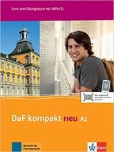 کتاب DaF Kompakt Neu A2