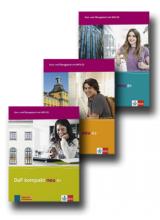 کتاب DaF Kompakt Neu A1 - A2 - B1