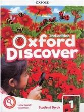 کتاب آکسفورد دیسکاور Oxford Discover 1 2nd - SB+WB+DVD