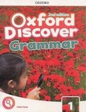 کتاب آکسفورد دیسکاور Oxford Discover 1 2nd - Grammar +CD