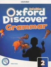کتاب آکسفورد دیسکاور Oxford Discover 2 2nd - Grammar +CD