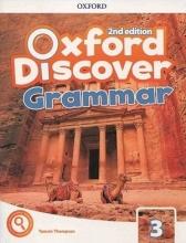 کتاب آکسفورد دیسکاور Oxford Discover 3 2nd - Grammar +CD