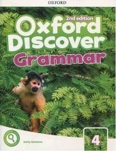 کتاب آکسفورد دیسکاور Oxford Discover 4 2nd - Grammar +CD