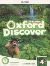 کتاب آکسفورد دیسکاور Oxford Discover 4 2nd - SB+WB+DVD