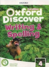 کتاب Oxford Discover 4 2nd - Writing and Spelling