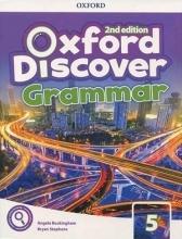 کتاب آکسفورد دیسکاور Oxford Discover 5 2nd - Grammar +CD