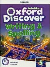 کتاب آکسفورد دیسکاور Oxford Discover 5 2nd - Writing and Spelling
