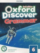 کتاب Oxford Discover 6 2nd - Grammar +CD
