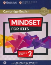 کتاب معلم مایندست Cambridge English Mindset for IELTS 2 Teacher's Book