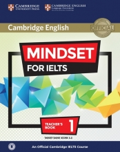 کتاب معلم مایندست Cambridge English Mindset for IELTS 1 Teacher's Book