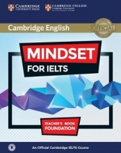 کتاب معلم مایندست Cambridge English Mindset for IELTS Fundamental Teacher's Book