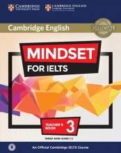کتاب معلم مایندست Cambridge English Mindset for IELTS 3 Teacher's Book