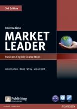 کتاب آموزشی مارکت لیدر Market Leader Intermediate 3rd edition