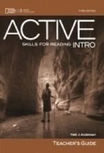 کتاب معلم Active Skills for Reading Intro 3rd Edition Teacher's Guide