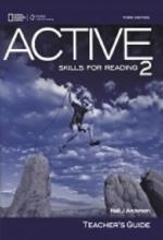 کتاب معلم Active Skills for Reading 2 Third Edition Teacher's Guide