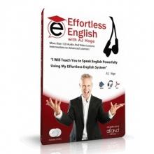 انگلیسی بدون زحمت EFFORTLESS ENGLISH