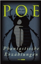 کتاب رمان آلمانی poe fantastiscbe erzablungen