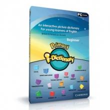 دیکشنری تصویری کودکان PRIMARY I DICTIONARY