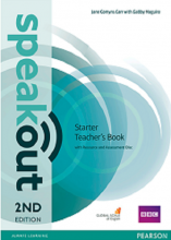 کتاب معلم Speakout 2nd Starter Teachers Book +CD