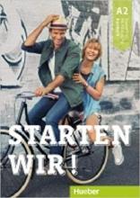 کتاب آلمانی اشتارتن ویر Starten wir!: Kursbuch A2