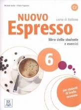 کتاب ایتالیایی اسپرسو NUOVO Espresso 6 C2 رنگی