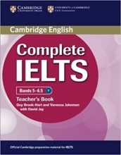 کتاب معلم کامپلیت ایلتس Complete IELTS Bands 5-6.5 Teacher's Book