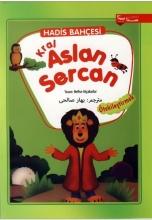 کتاب داستان کوتاه ترکی kral aslan sercan
