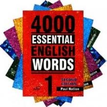 پکیج کامل سر کتابهای 4000 واژه ضروری انگلیسی ویرایش دوم (Essential English Words 4000)
