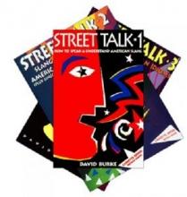 پکیج کامل سری کتابهای استریت تاک (Street Talk)