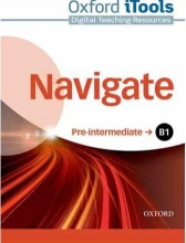 کتاب Navigate Pre-Intermediate (B1) Coursebook + W.B + CD