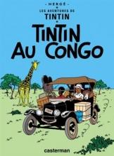 كتاب Tintin T2 : Tintin au Congo