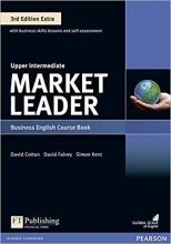 کتاب آموزشی مارکت لیدر Market Leader Upper-intermediate 3rd edition