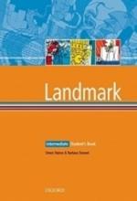 کتاب  Landmark Intermediate SB+WB+CD