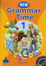 کتاب Grammar Time 1 New Edition