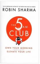 کتاب The 5 AM Club