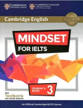 کتاب Cambridge English Mindset For IELTS SB 3+CD