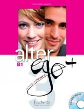 کتاب فرانسه آلتر اگو پلاس Alter EGO Plus B1 (S.B+W.B)+CD