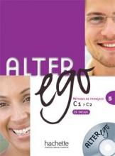 کتاب فرانسه آلتر اگو پلاس Alter EGO Plus C1 (S.B+W.B)+CD
