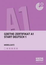 كتاب Goethe Zertifikat A1 Modellsatz